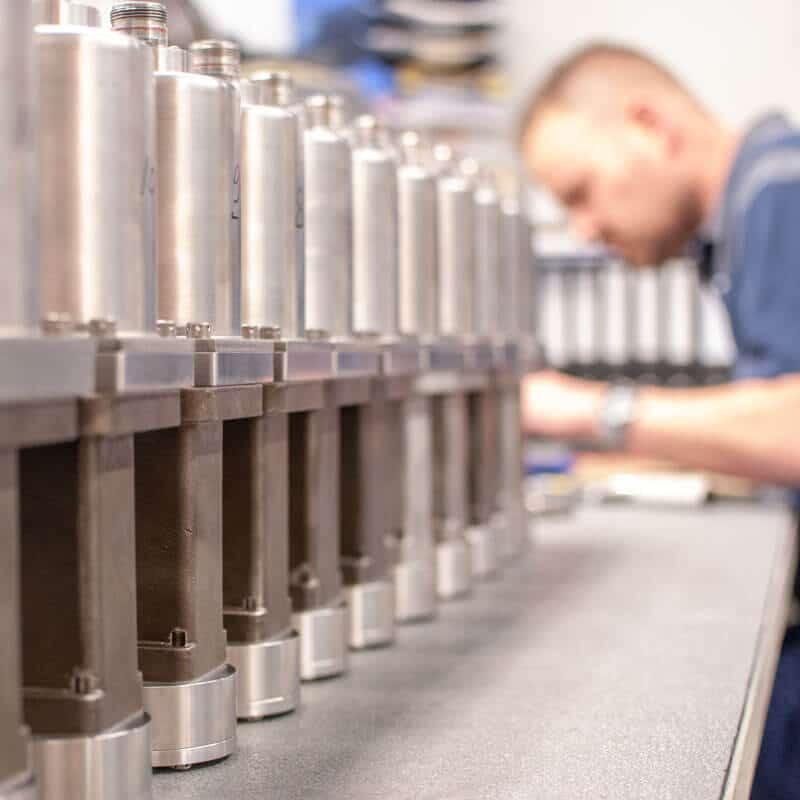 Spare parts repair - VBR Turbine Partners